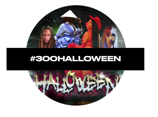 300 Creates Halloween Challenge